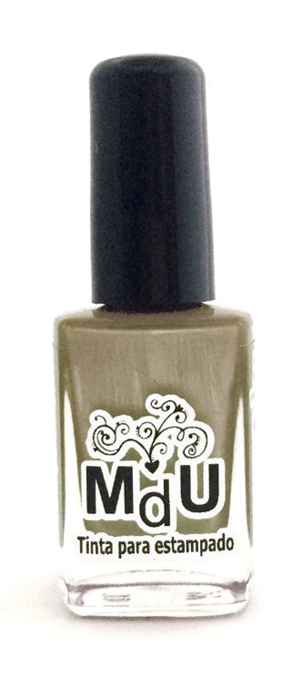40. LIGHT GOLD stamping polish - 14 ml