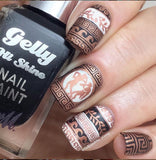 41. COPPER stamping polish - 14 ml