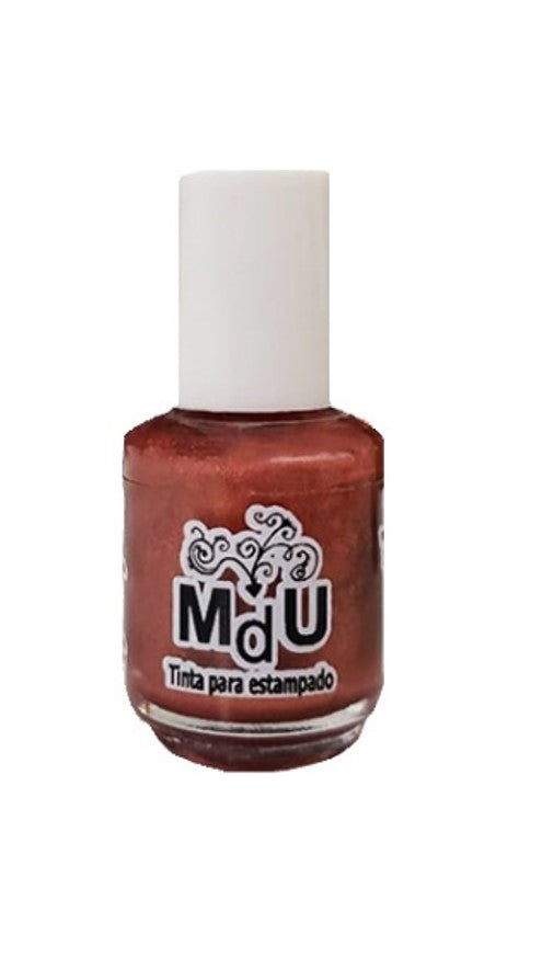 41. COPPER stamping polish - 5ML mini