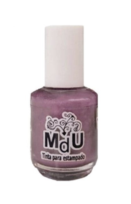 44. OLD PINK stamping polish - 5ML mini