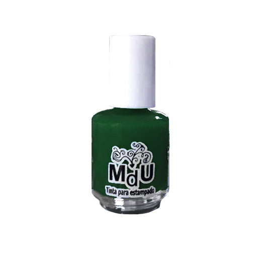 48. MILITARY GREEN stamping polish - 5ML mini