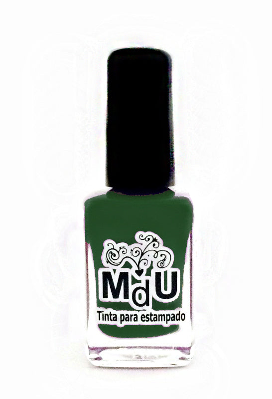 48. MILITARY GREEN stamping polish - 14 ml