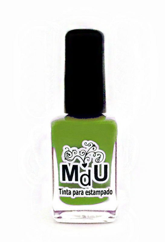 52. LEMON TREE stamping polish - 14 ml
