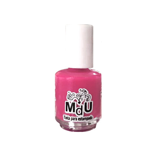 55. ORCHID stamping polish - 5ML mini