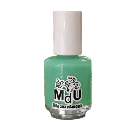 56. SPRING GREEN stamping polish - 5ML mini