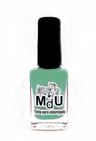 56. SPRING GREEN stamping polish - 14 ml