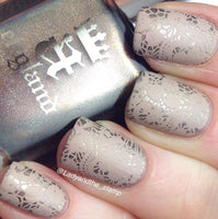 57. TAUPE stamping polish - 14 ml