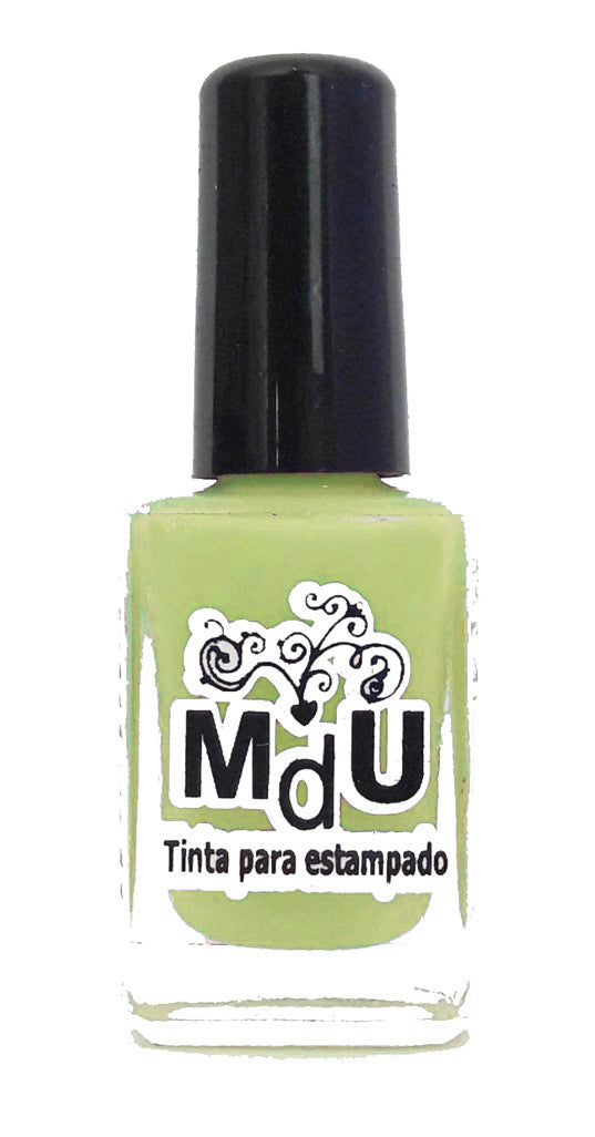 65. LIME stamping polish - 14 ml
