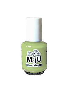 65. LIME stamping polish - 5ML mini