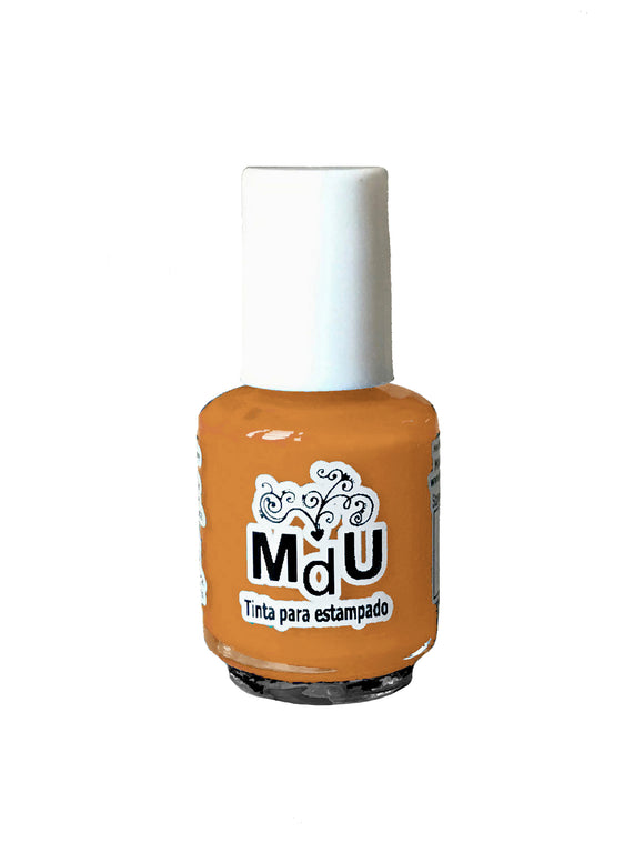 66. SUNFLOWER stamping polish - 5ML mini