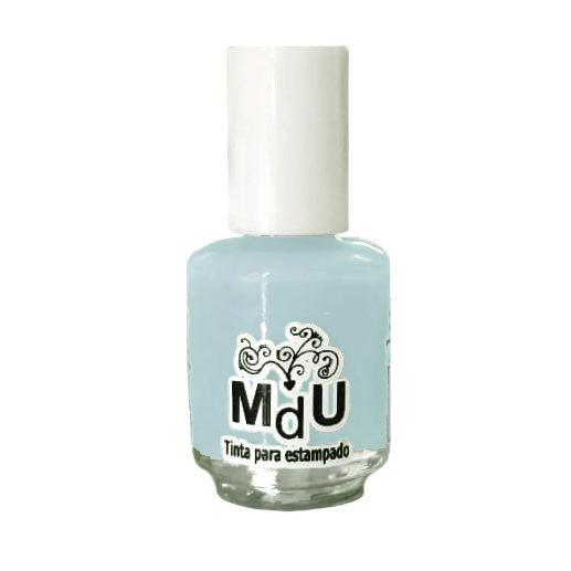 85. BUBBLE GUM stamping polish - 5ML mini