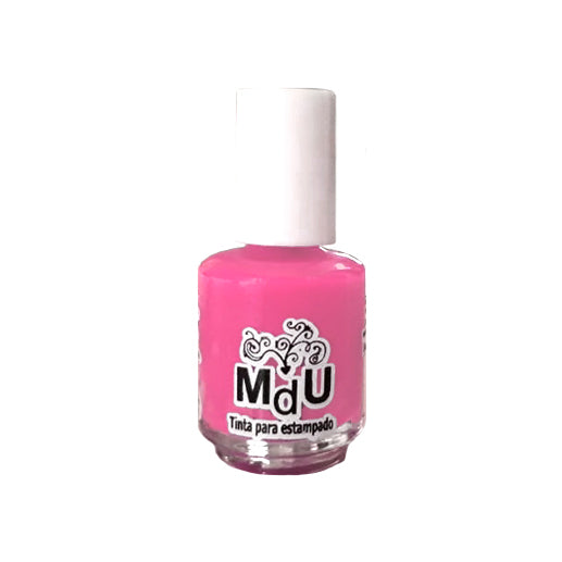 70. BARBIE stamping polish - 5ML mini