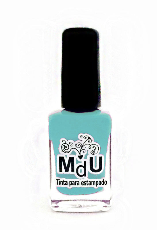 72. MINT stamping polish - 14 ml