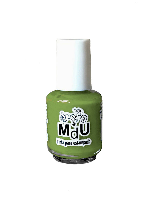80. GRINCH stamping polish - 5ML mini