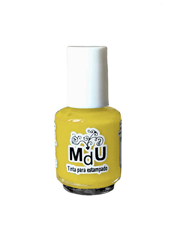 83. BANANA SPLIT stamping polish - 5ML mini