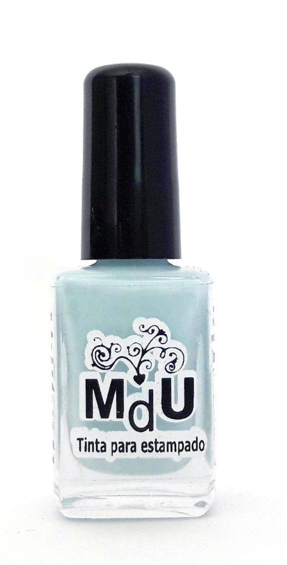 85. BUBBLE GUM stamping polish - 14 ml