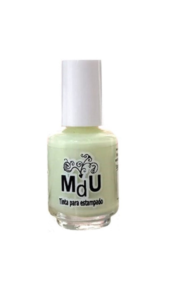 87. MERINGUE stamping polish - 5ML mini