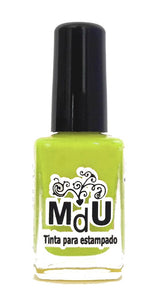 89. PINA COLADA stamping polish - 14 ml