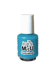 91. CARIBE stamping polish - 5ML mini
