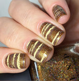 94. SAND stamping polish - 5ML mini