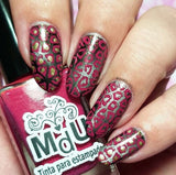 96. FUN AND SUN stamping polish - 5ML mini