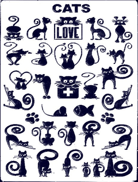 CATS Stamping plate