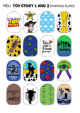 TOY STORY 2 Stamping plate
