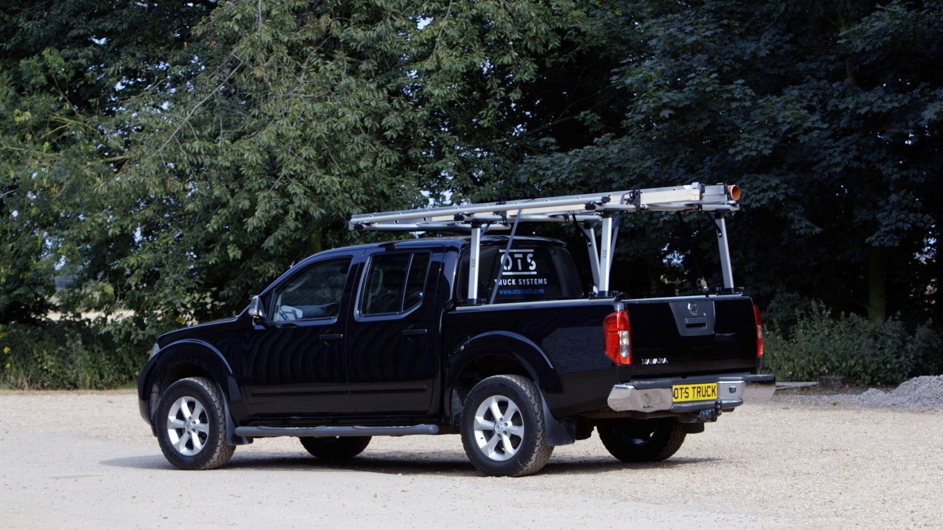 Overcab Extended STACK 'A' RACK