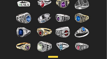Designing Your Custom Senior Class Rings