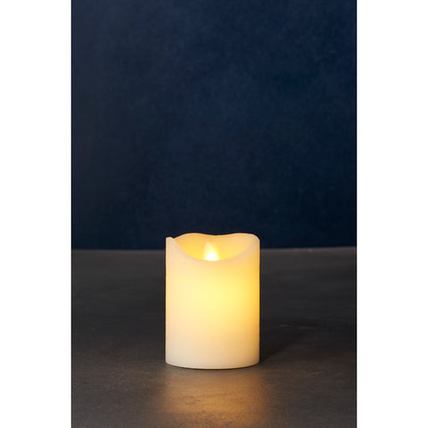 sirius sara exclusive LED candle Dia7.5  H10cm