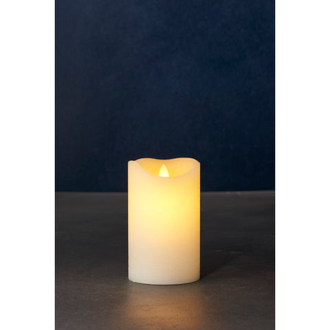 sirius sara exclusive LED candle Dia7.5  H12.5cm