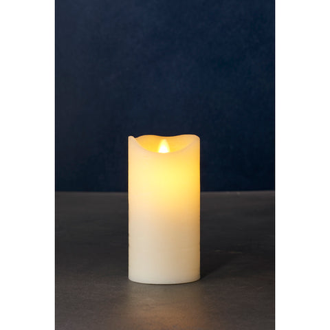 sirius sara exclusive LED candle Dia7.5  H15cm