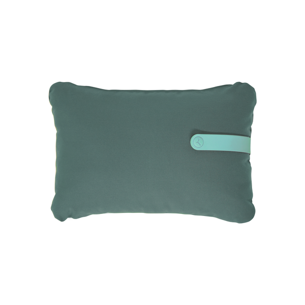 Colour mix cushion safari green 44 x 30 cm