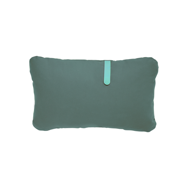 Colour mix cushion safari green 68 x 44 cm