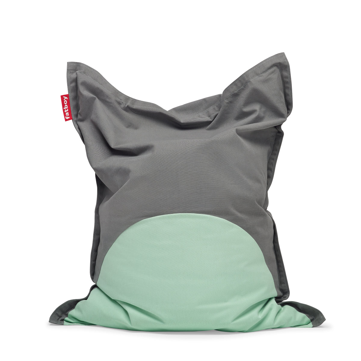 original slim pop bean bag matcha