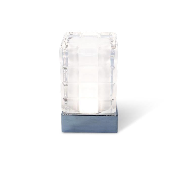 filini cube LED table lamp - set of 2