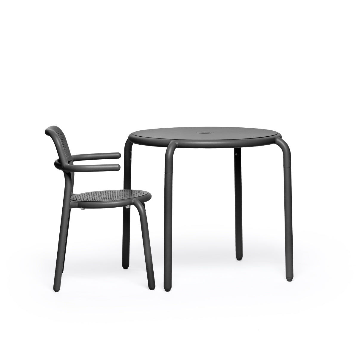 toni arm chair anthracite