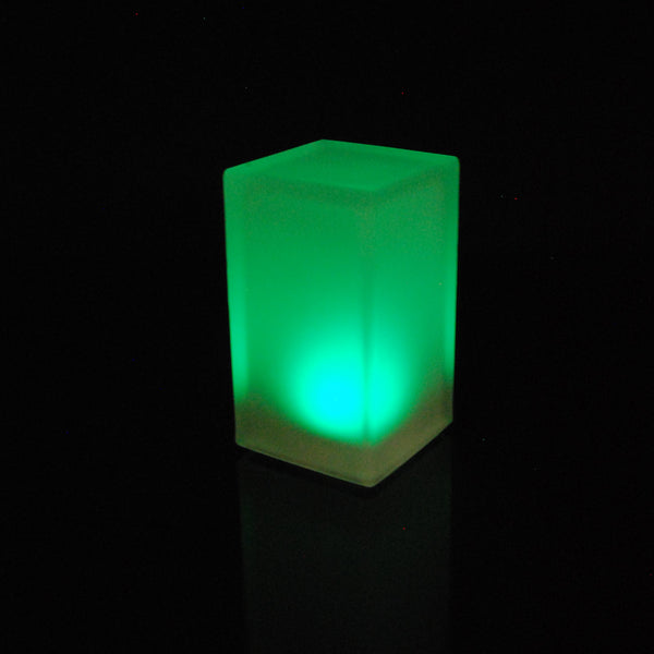 filini LED table lamp - block