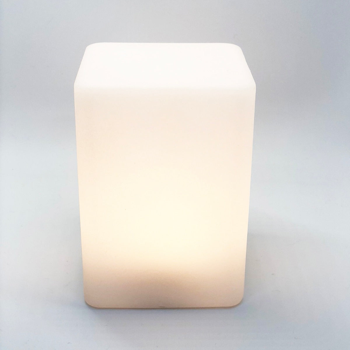 cubic LED table light