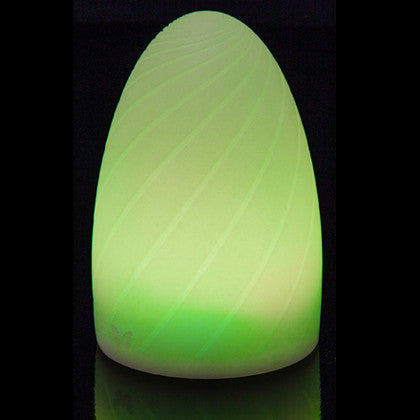 gherkin LED table lamp