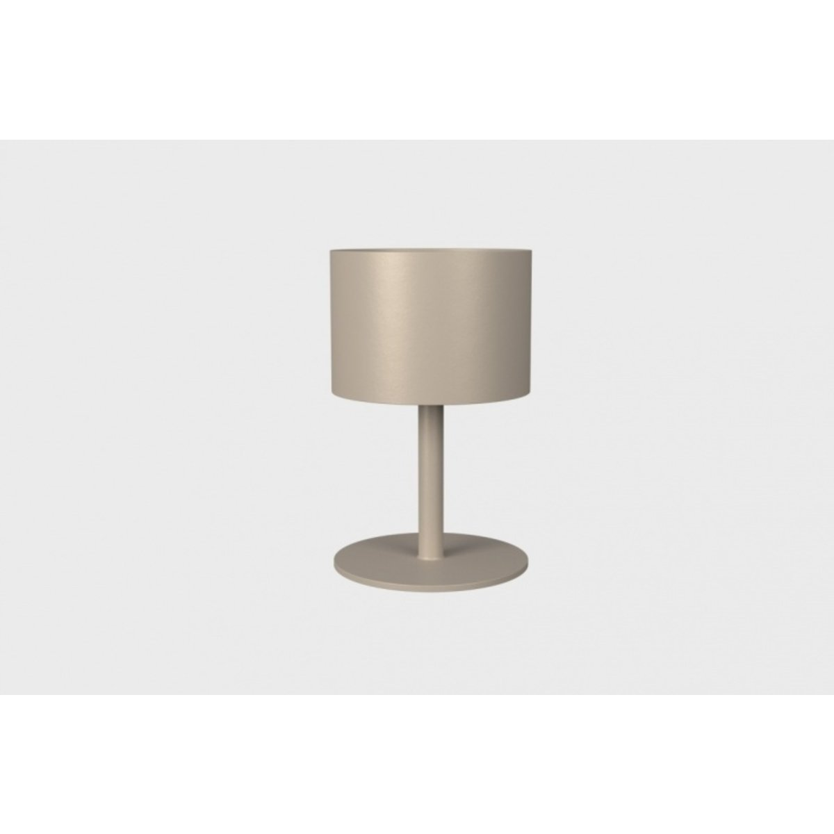 La Lampe Pose 1 Light Taupe Solar