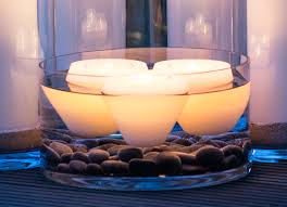 Qult swim candle holder