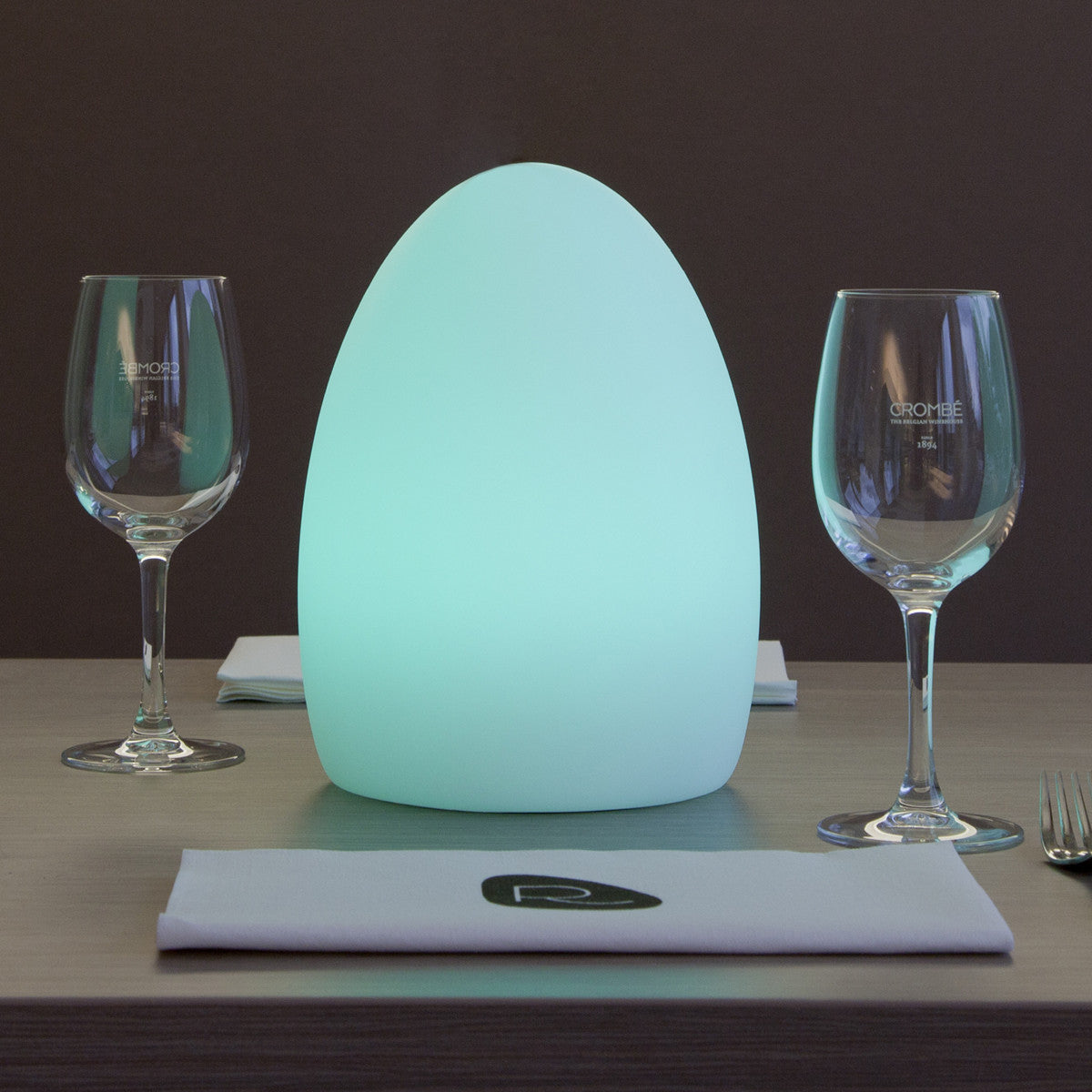 egg LED light - 40cm
