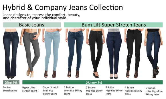 Hybrid & Company Jean Collection