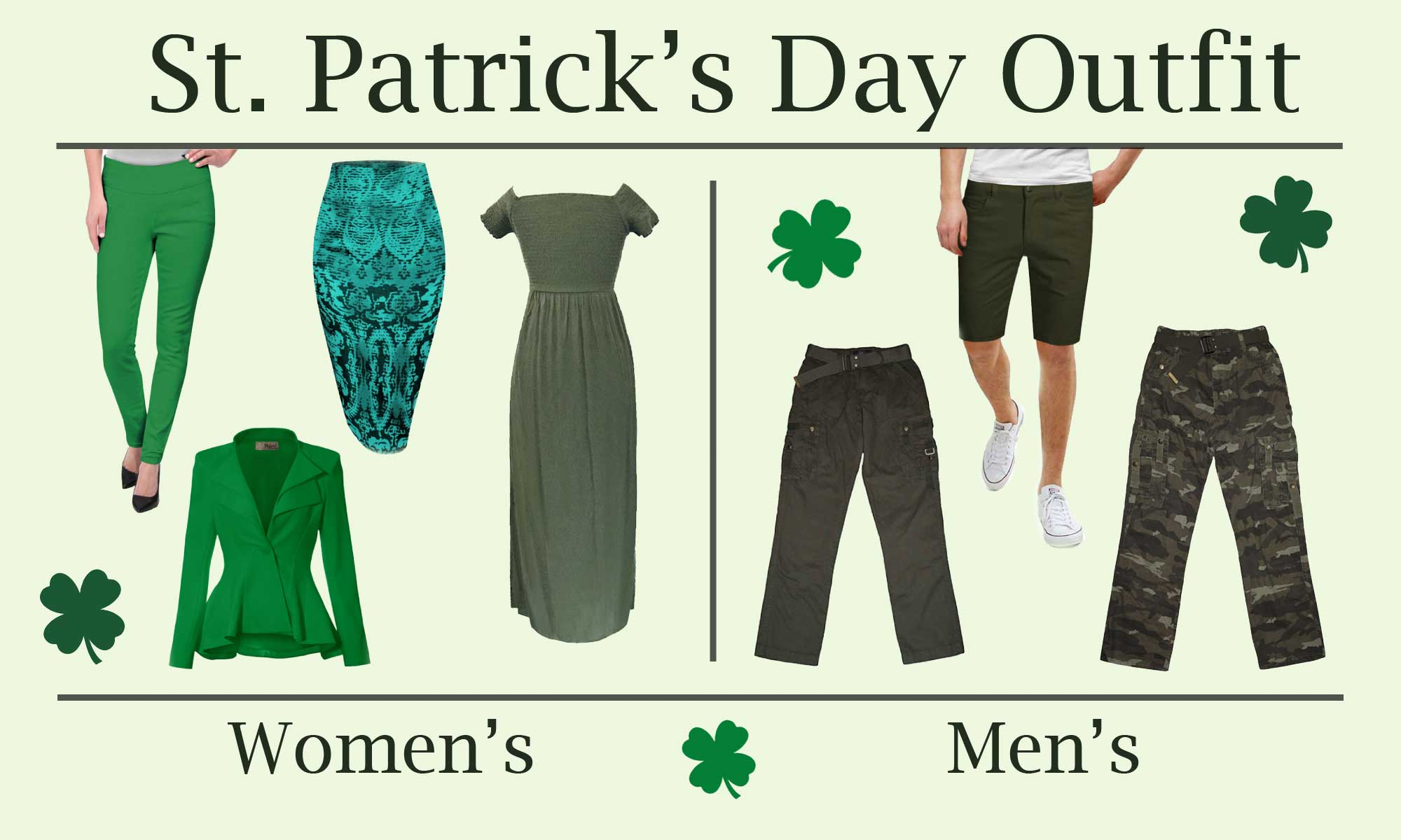 St Patrick outfit ideas