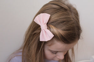 Light Pink 'Classic' Bow