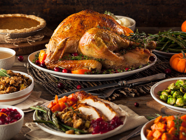 3 Easy Eating Tips for the Holidays
