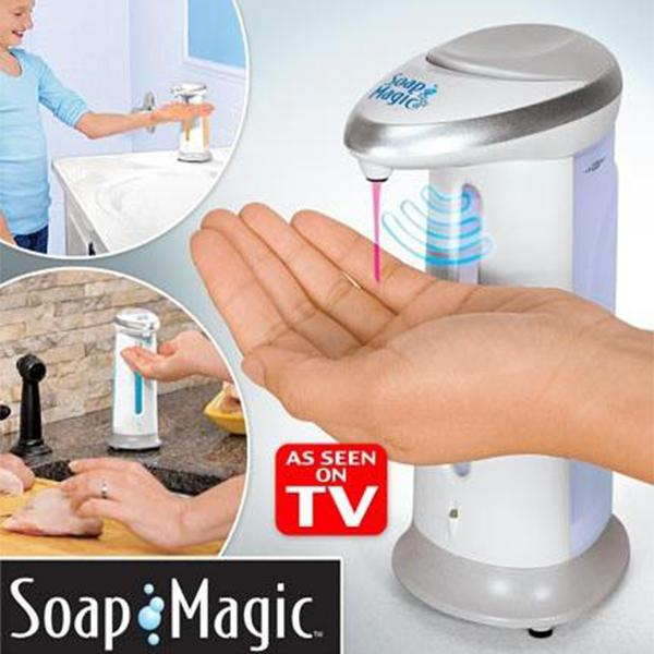 Soap Magic distributeur de savon automatique