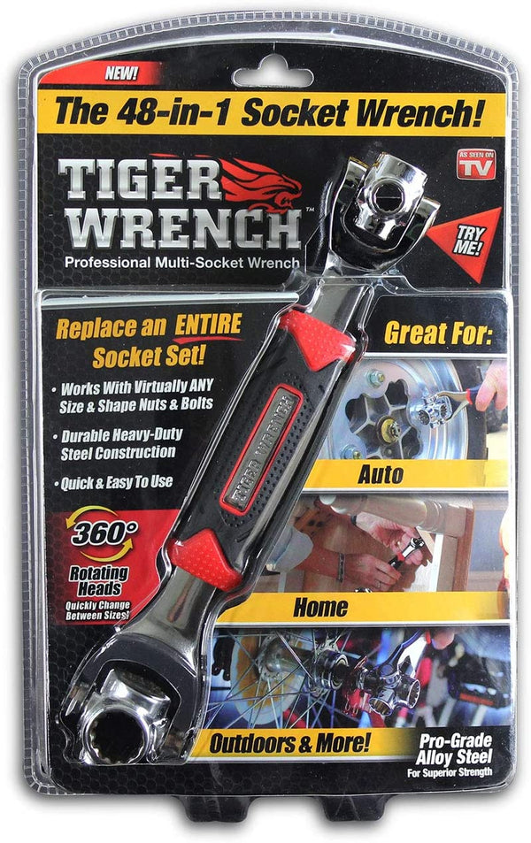 Tiger Wrench 48 in 1 Tools Socket