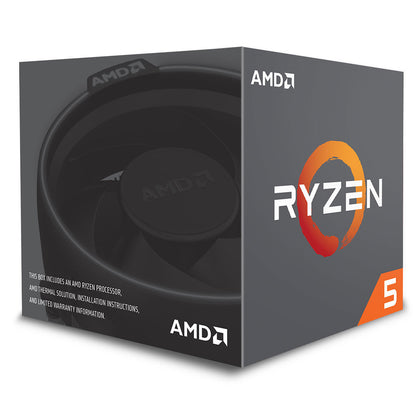 AMD Ryzen 5 2600 Wraith Stealth Edition (3.4 GHz)